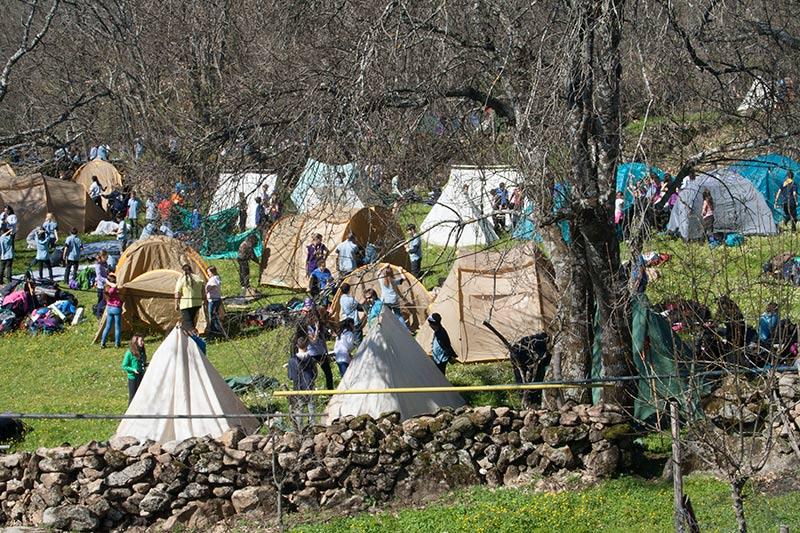 campamento Tunkashila